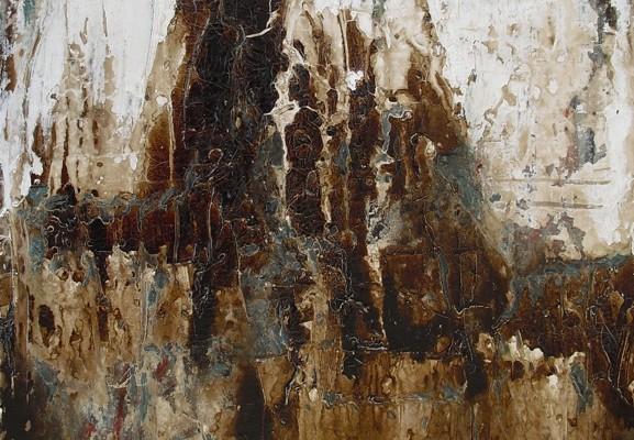 Catedral (45x60,5cm)técnica mixta sobre cartón-2