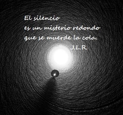 El silencio es ...