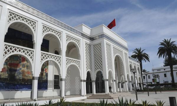 Museo-Mohamed-VI-de-Arte-Contemporáneo-de-Rabat