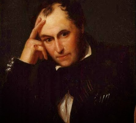 Richard Ford, A. Chatelain 1840
