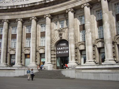 saatchi gallery como averiguar el valor economico del arte