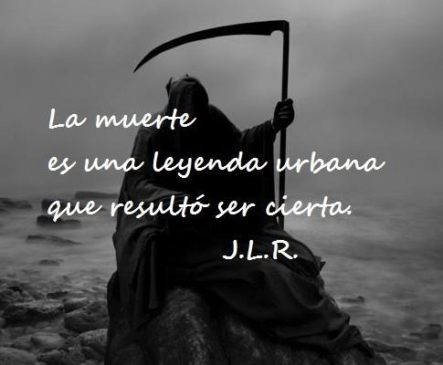 La muerte es ...
