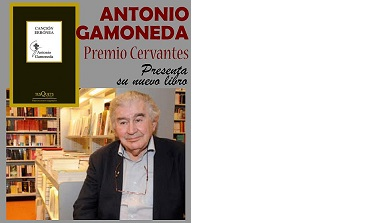 CARTEL ANTONIO GAMONEDA May13