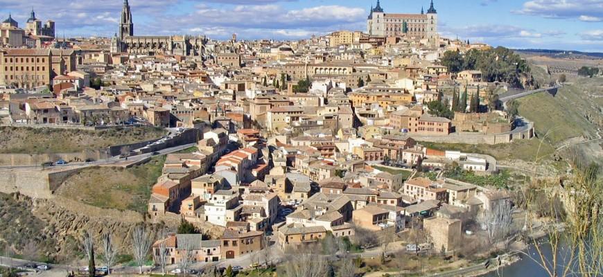 Vista de Toledo (Foto)