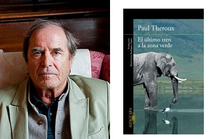 American Travel Writer and Novelist Paul Theroux