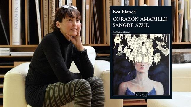 Barcelona  25 febrero 2016  ICULT  Eva Blanch en el estudio de su casa  fotografia de Iris Martinez