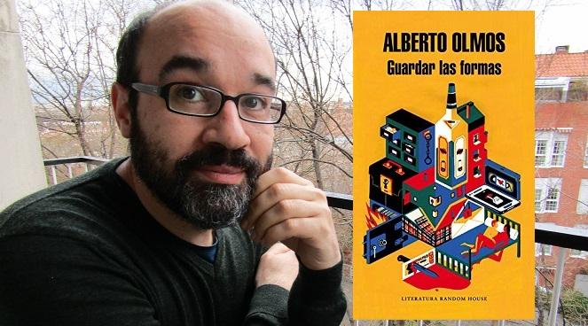 El-escritor-Alberto-Olmos-se-estrena-con-su-primer-libro-de-cuentos-and-039-Guardar-las-formasand-039--Literatura-Random-House