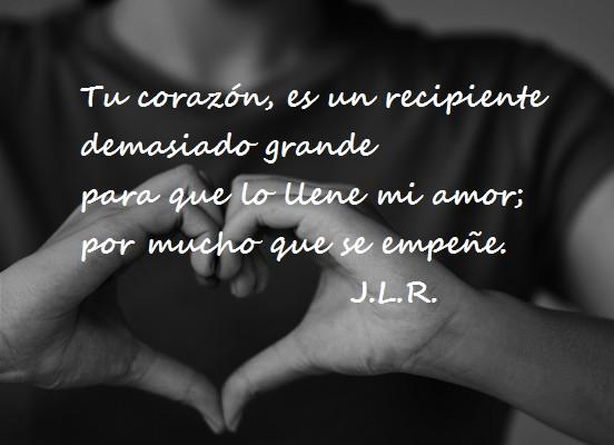 Tu corazón...