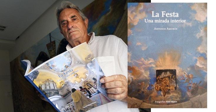 ALICANTE 240717  entrevista Antonio Amoros   FOTO: ROBERTO PEREZ