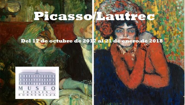 exposicion-compartiva-lautrec-picasso-museo-thyssen-