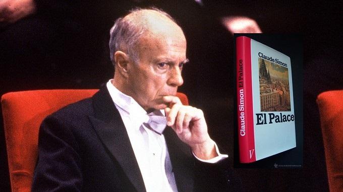 MD11, Madrid, 9/07/05.-Foto de archivo (diciembre de 1985) del Premio Nobel de Literatura 1985, Claude Simon, escritor que combatió junto a los republicanos en la Guerra Civil española, y que falleció el miércoles a los 91 años y fue enterrado hoy, sábado, informaron sus editores. EFE