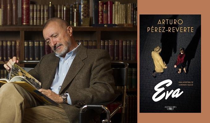 Madrid, 05/11/2015. Entrevista a Arturo Perez Reverte. Foto: Isabel Permuy ARCHDC