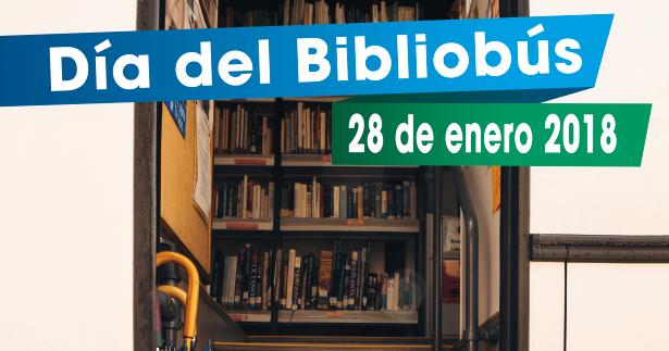 dia del bibliobus 2018 cartel