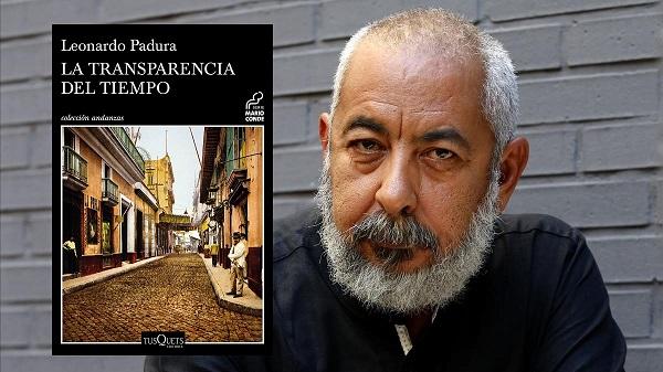 Madrid 16-09-2013  suplemento Libros  Entrevista al escritor  Leonardo Padura  Imagen Juan Manuel Prats