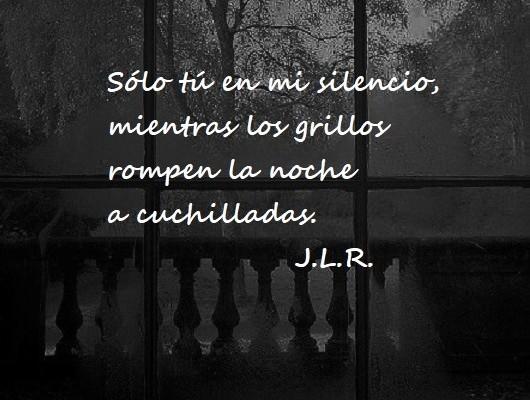 Sólo tú...