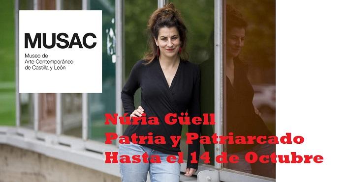 Entrevista a Nuria Güell. F. Otero Perandones.