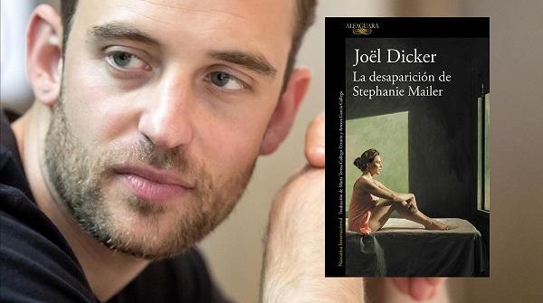 MADRID  24 05 2016  Joel Dicker  escritor  durante la entrevista  FOTO  JOSE LUIS ROCA