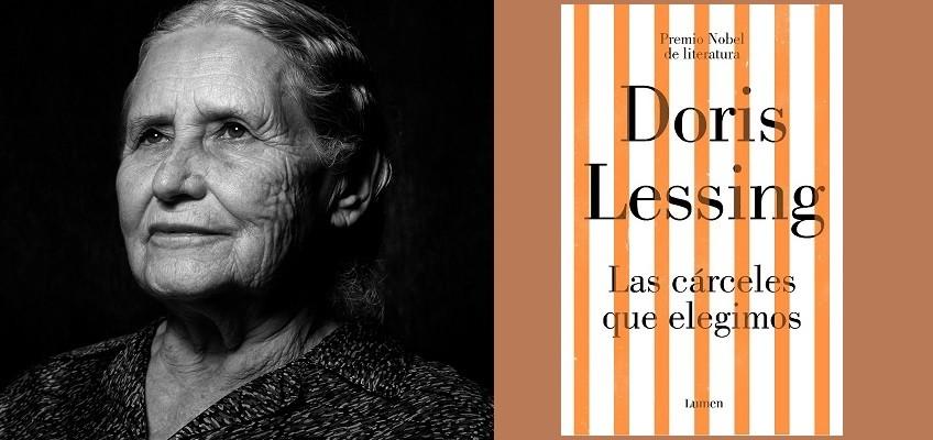 Doris-Lessing-by-Chris-Saunders