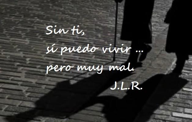 Sin ti...