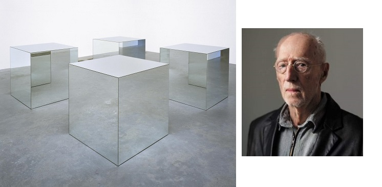 Untitled 1965, reconstructed 1971 Robert Morris born 1931 Purchased 1972 http://www.tate.org.uk/art/work/T01532