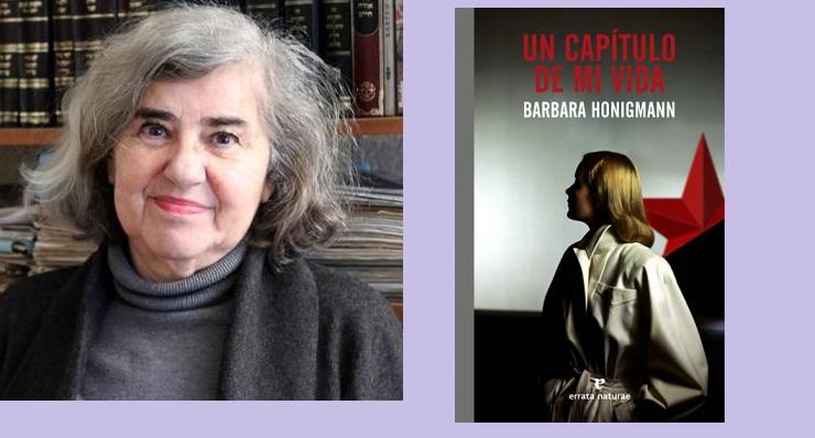 Die Schriftstellerin Barbara Honigmann