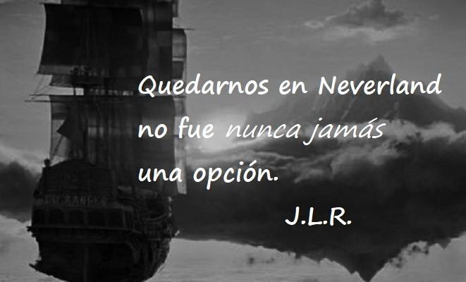 Quedarnos en Neverland...