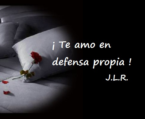 ¡Te amo...!